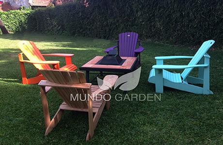 Mundo Garden Sillones De Jardin
