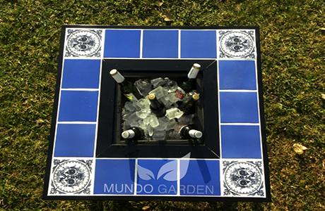 Mundo Garden | Mesa de Jardin Malibu ®
