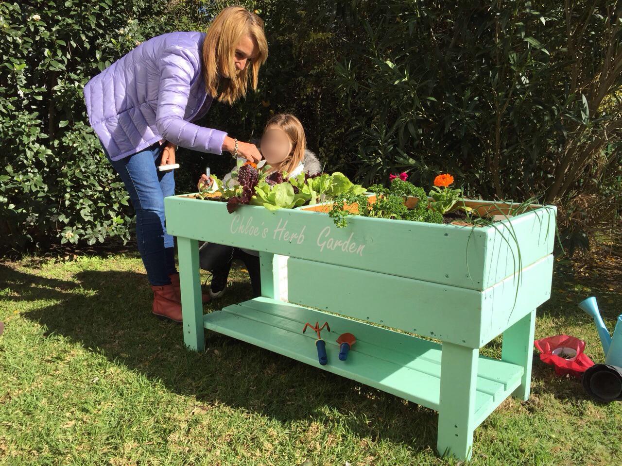 Mundo Garden Huerta Para Ni Os # Muebles La Huerta