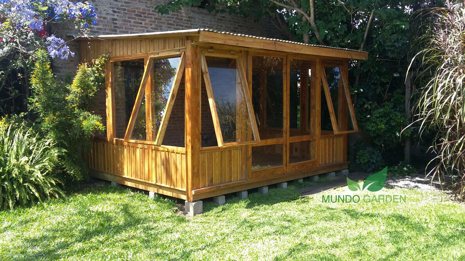 Mundo garden jard n de invierno living exterior for Disenos de jardin de invierno