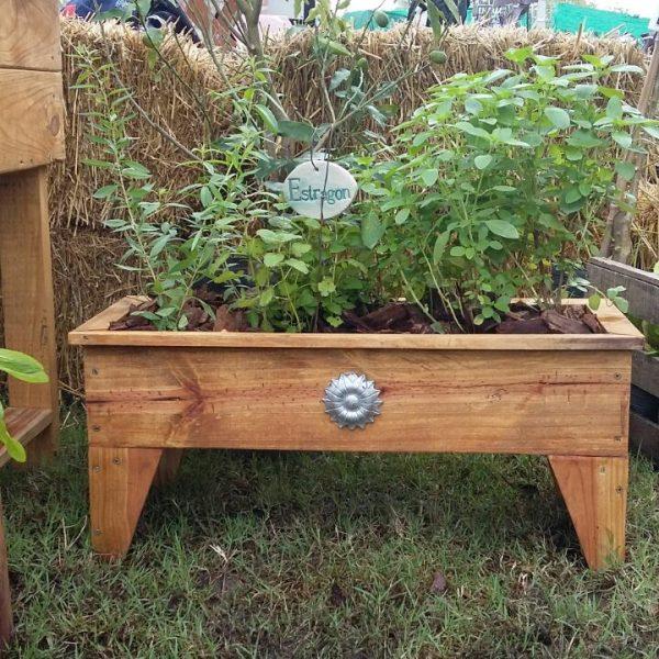 Huerta Jardinera Organica Mundo Garden