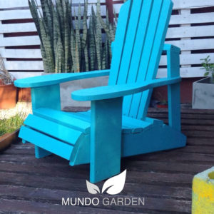 Sillon de Jardin Modelo Adirondack Para Niños Mundo Garden